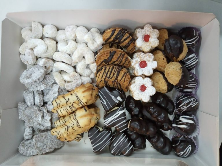 Vánoční cukrovi